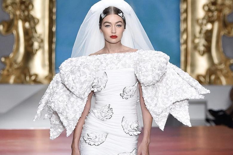 Abiti da sposa: le idee dalle sfilate Primavera-Estate 2020