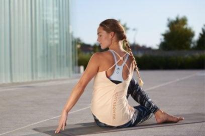 Collezione adidas x Wanderlust 108 yoga corsa meditazione 9