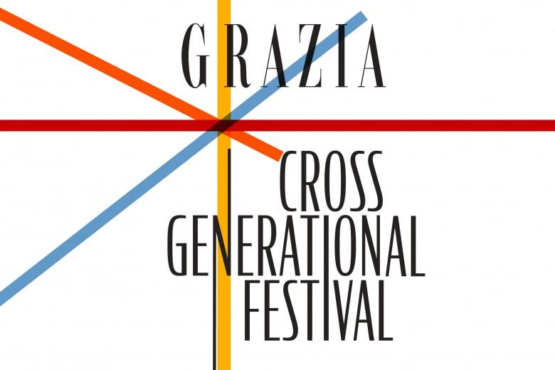 Cross Generational Festival: l'evento ideato da Grazia per unire tante generazioni diverse