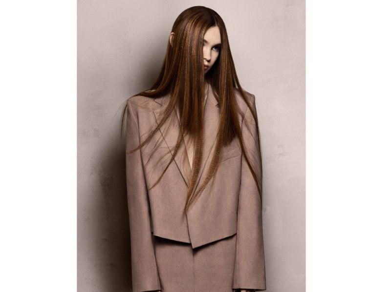 DAVINES 2 tagli capelli lunghi saloni autunno inverno 2019 2020