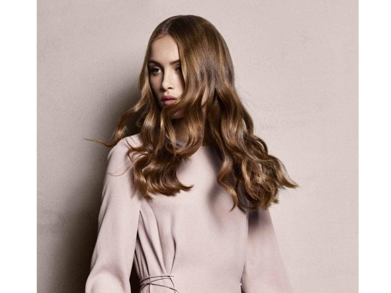 DAVINES tagli capelli lunghi saloni autunno inverno 2019 2020