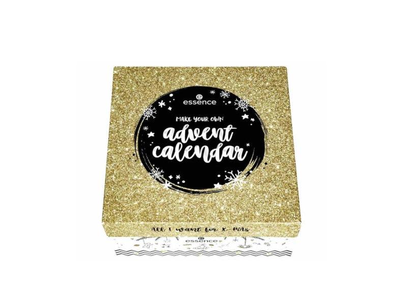 ESSENCE-DIY-LOW-COST-calendario-dell'avvento-beauty-make-up-trucchi-creme-profumi-natale-2019