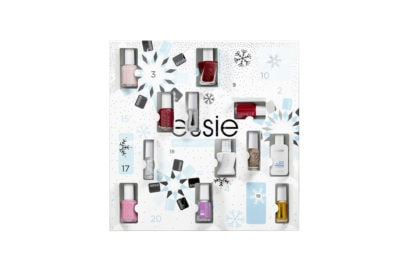 ESSIE-SMALTI-calendario-dell'avvento-beauty-make-up-trucchi-creme-profumi-natale-2019