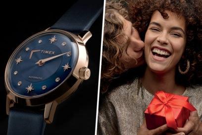 Celestial Automatic: l'orologio Timex è il regalo perfetto per un'amica che non si ferma mai!