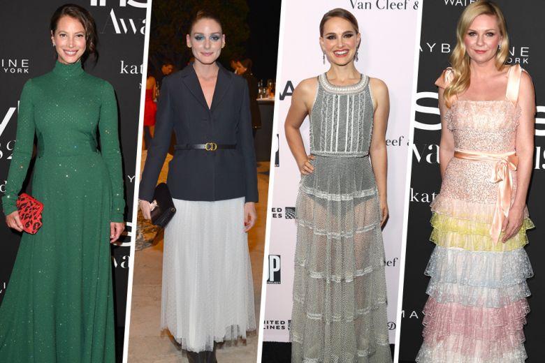 Natalie Portman, Jessica Alba e le altre star meglio vestite della settimana