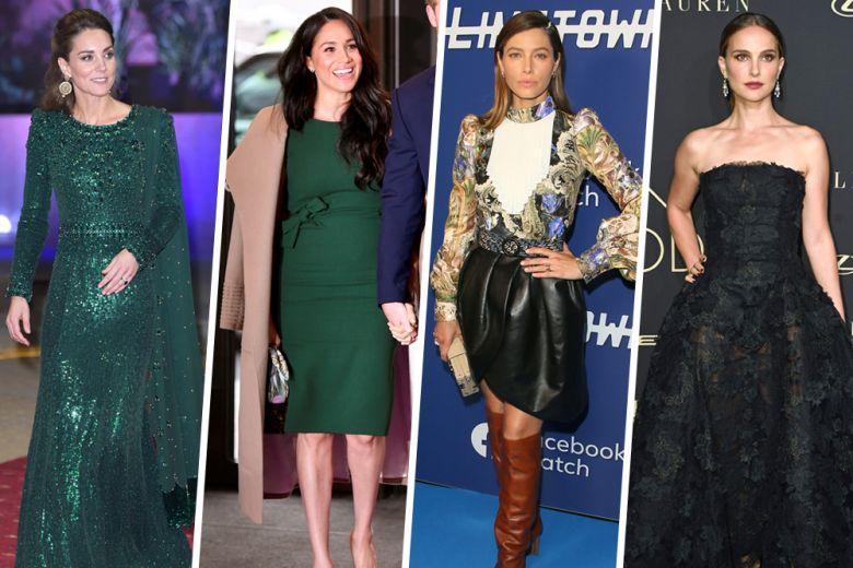 Kate Middleton, Meghan Markle e le altre star meglio vestite della settimana