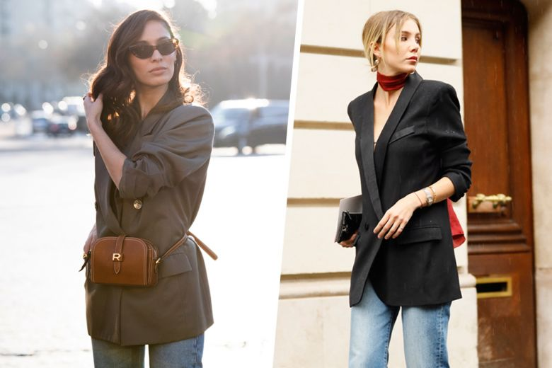 Blazer + jeans: la combo easy-chic di cui non potrete fare a meno quest'autunno