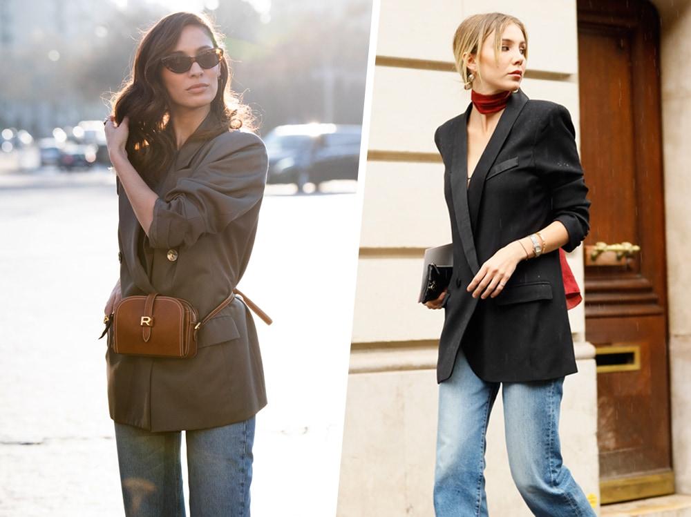 Come indossare il blazer: 5 abbinamenti TOP con una giacca