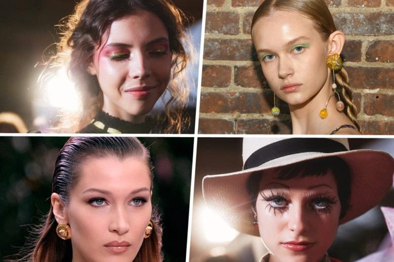 10 beauty look super glam che vi convinceranno a usare l'eyeliner