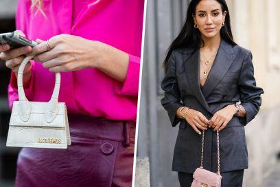 Mini bag: 15 modelli (assolutamente irresistibili) da acquistare ora