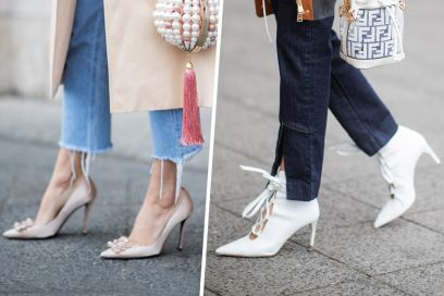 Jeans + tacchi: la combo vincente everyday (in 5 look diversi)