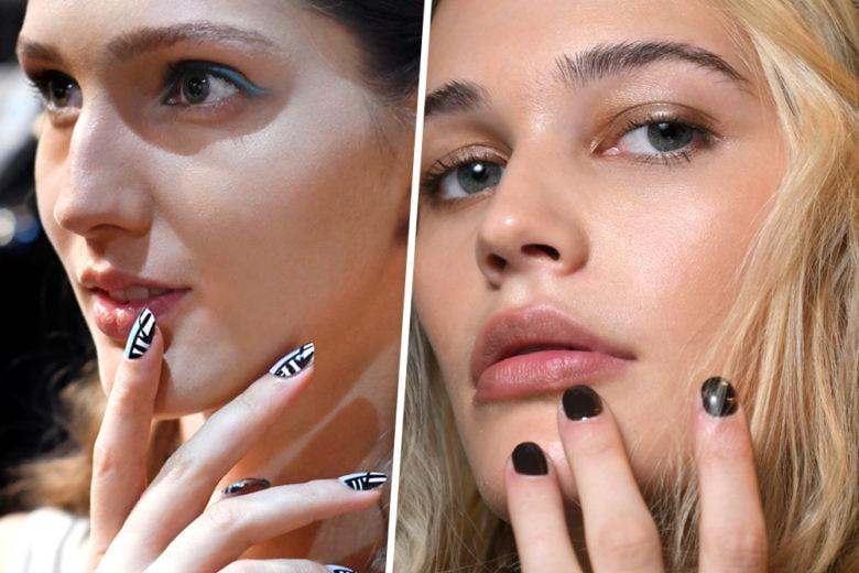 Dalla Milky al Lettering, ecco le nail art da provare ora!