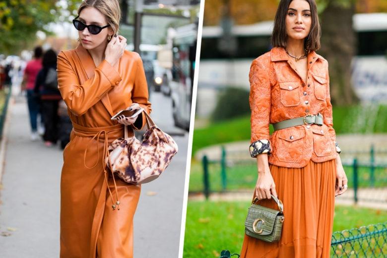 """Tendenza """"Orange"""": le sfumature di arancione per un autunno ad alto tasso di stile"""