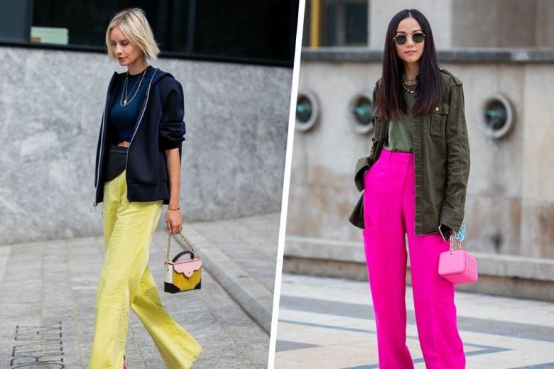 Pantaloni a palazzo: i modelli più chic dell'autunno-inverno