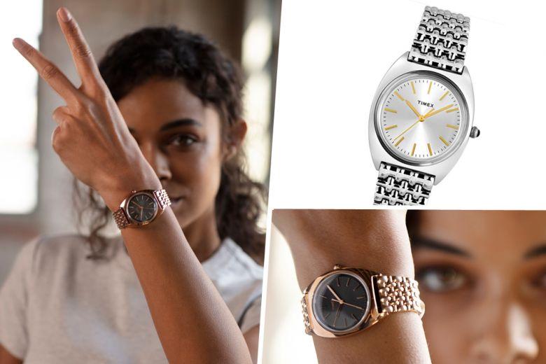 Timex: l'orologio per donne che non si fermano mai