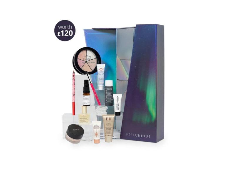FEEL-UNIQUE-PICCOLO-calendario-dell'avvento-beauty-make-up-trucchi-creme-profumi-natale-2019