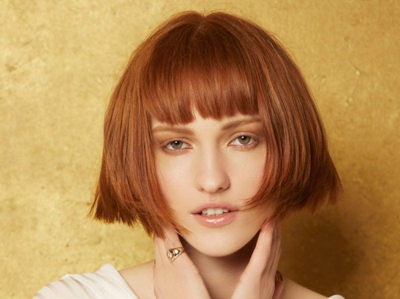 FRANCK PROVOST tagli di capelli medi saloni autunno inverno 2019 2020 (2)
