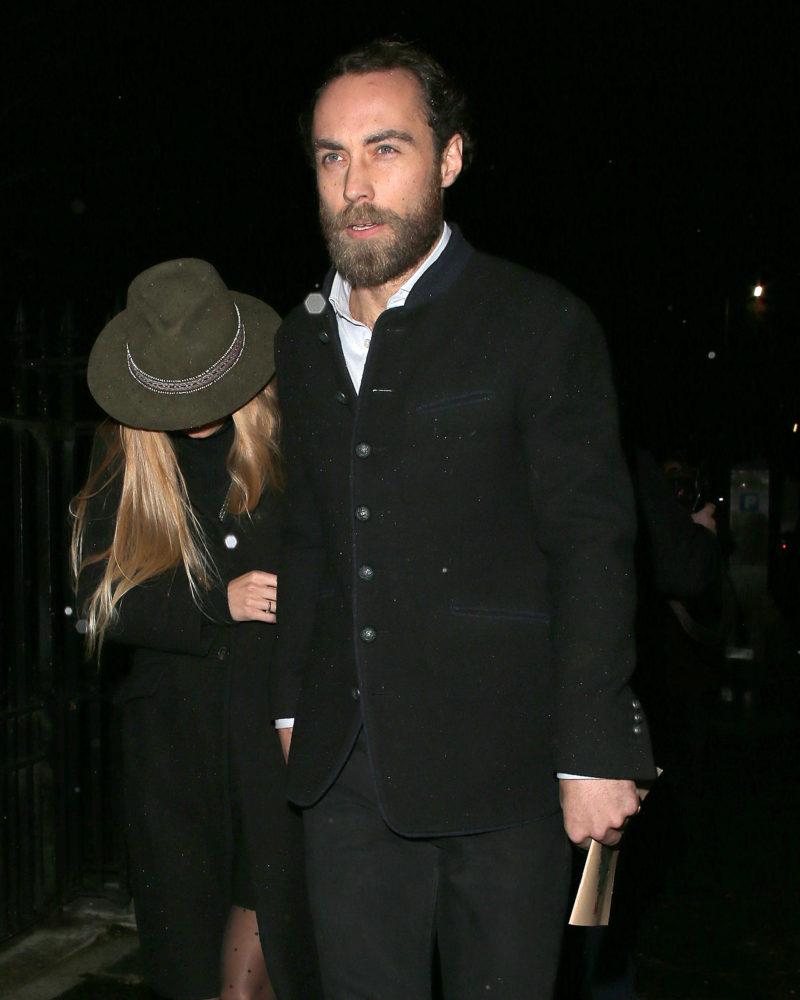 London Celebrity Sightings –  December 4, 2018