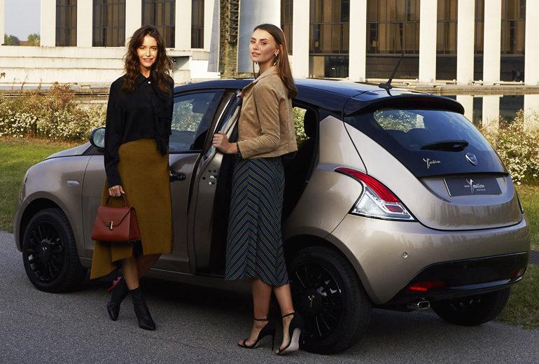 Nuova Ypsilon Monogram: la city car di casa Lancia sfoggia un nuovo abito (ed è più fashion che mai)
