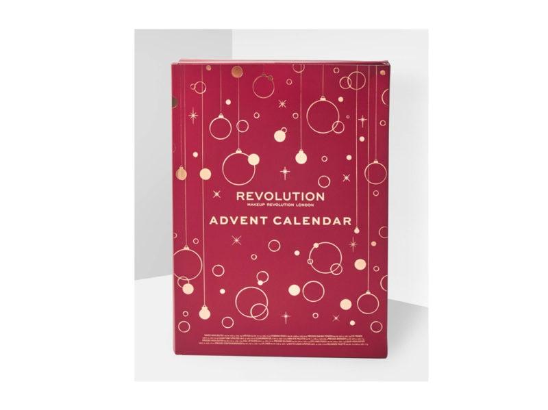 MAKE-UP-REVOLUTION-LOW-COST-calendario-dell'avvento-beauty-make-up-trucchi-creme-profumi-natale-2019