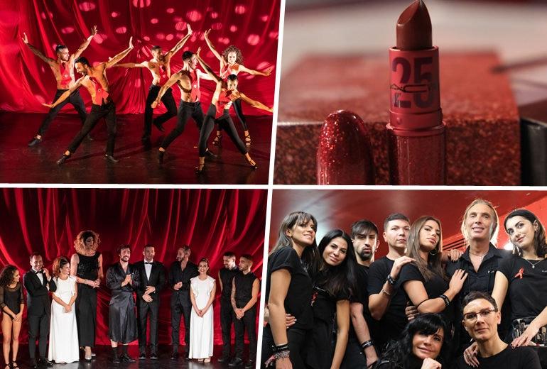 """VIVA GLAM: lo spettacolo La prima volta """"Italy Bares"""" per raccontare 25 anni di sostegno e sensibilizzazione"""