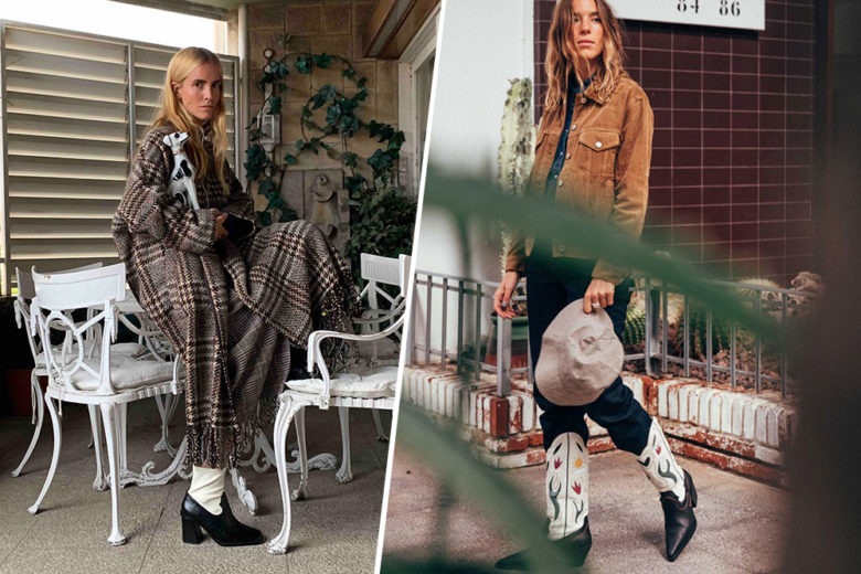 """Questi 4 modelli di stivali """"cowboy"""" di Mango saranno la vostra ossessione per l'autunno 2019"""