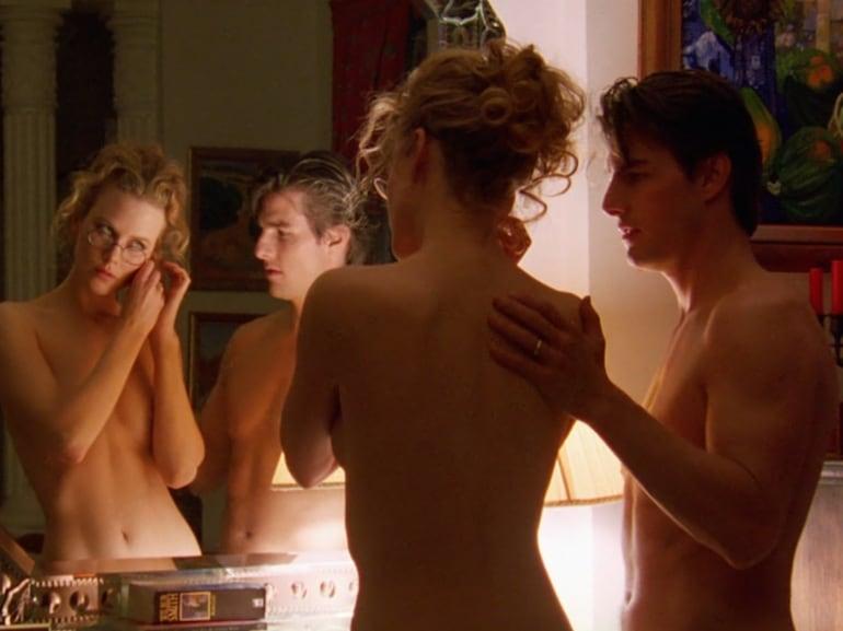 Nicole Kidman nuda
