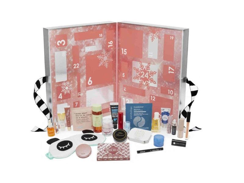 SEPHORA-FAVORITES-calendario-dell'avvento-beauty-make-up-trucchi-creme-profumi-natale-2019