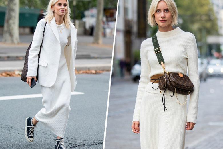 Come vestirsi di bianco anche in autunno e inverno: 7 look a cui ispirarsi