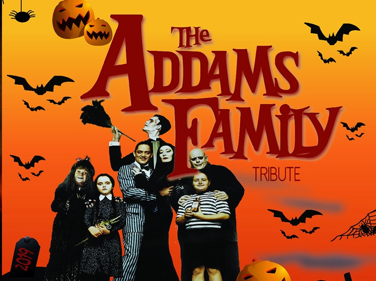 addams family tribute