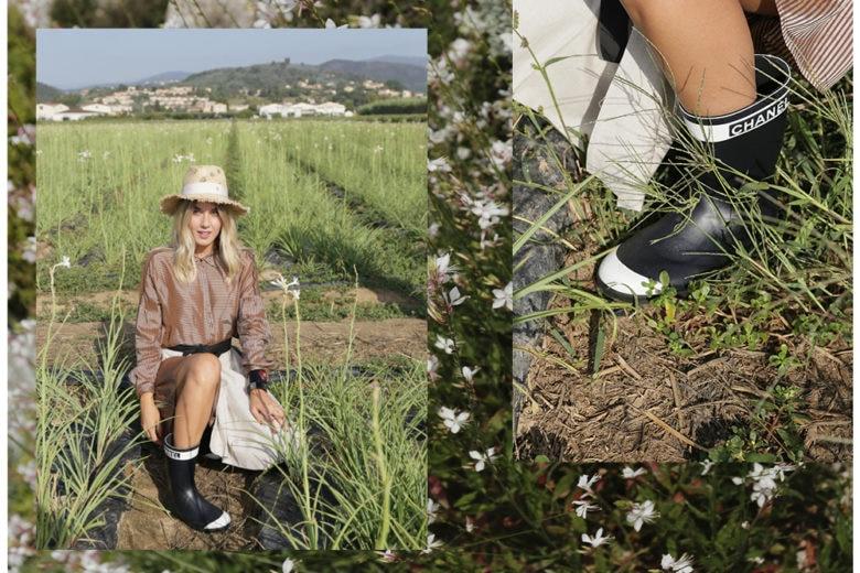 La luce della tuberosa, Martina Pinto e un pomeriggio a Grasse per scoprire il cuore di Gabrielle Chanel Essence