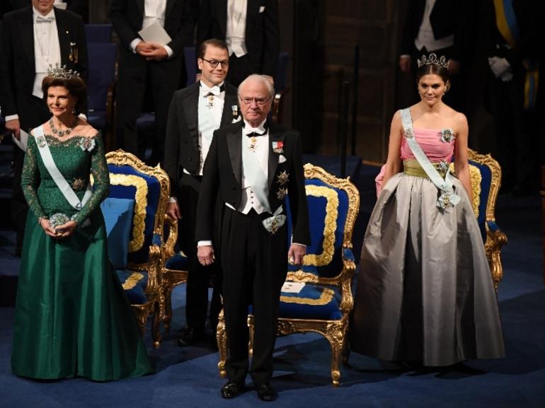 famiglia reale svezia