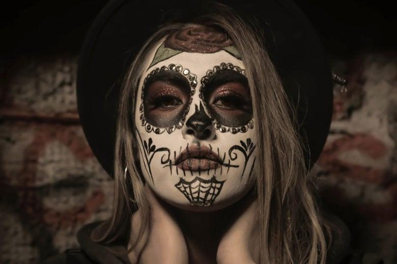 Halloween make up: le idee d'effetto per chi ha poco tempo