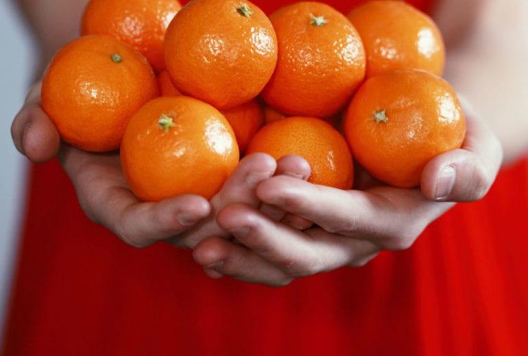 Cosa succede al corpo se si mangiano due mandarini al giorno