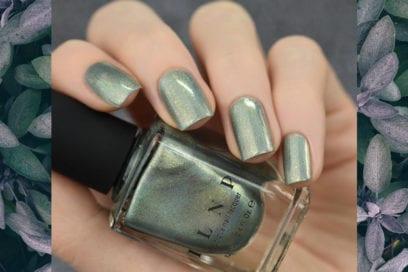 Sage nails: la manicure con unghie verde salvia da provare adesso