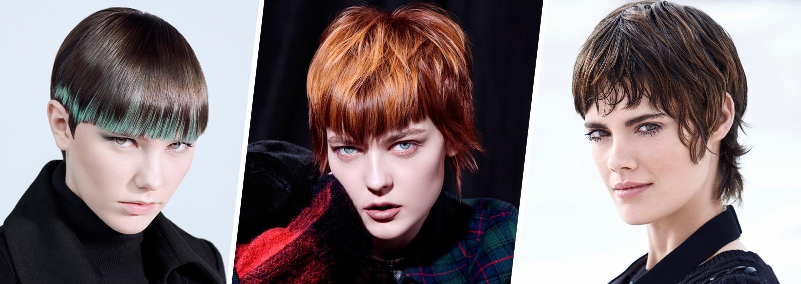 tagli di capelli corti saloni autunno inverno 2019 2020 DESTOP