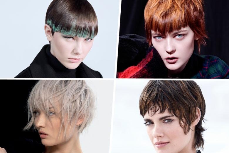 Tagli di capelli corti: le migliori proposte dai Saloni per l'Autunno Inverno 2019 2020