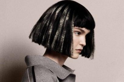 tendenze frangia capelli saloni autunno inverno 2019 2020 DAVINES