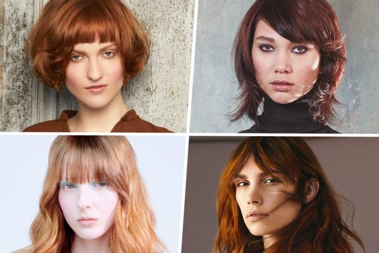 Tagli di capelli con la frangia: le idee più belle dei Saloni da provare adesso