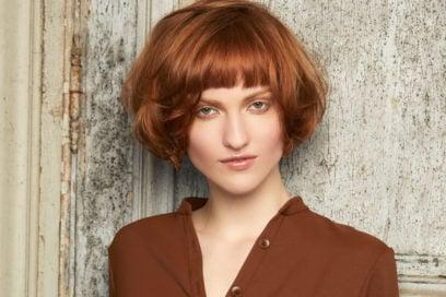 tendenze frangia capelli saloni autunno inverno 2019 2020 FRANCK PROVOST
