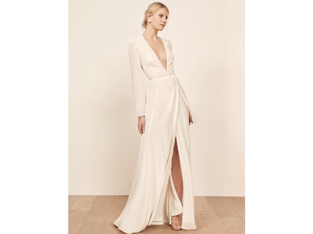 the-reformation-milan-dress