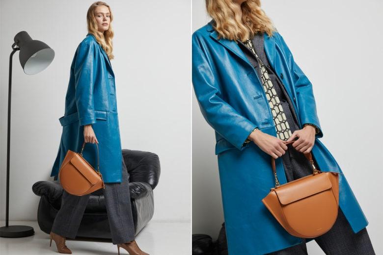 Utilitary chic: il look di TheDoubleF ispirato a Carrie Bradshaw in un servizio molto speciale