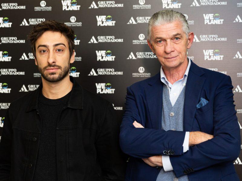 weplanet 2020 milano Giulio cappellini artista