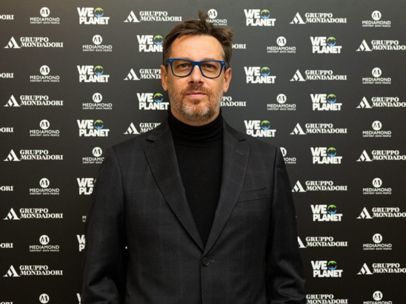 weplanet milano 2020 Davide Mondo Gruppo Mondadori