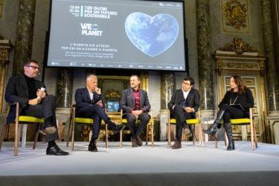 weplanet milano 2020 globi di artista installazione 11