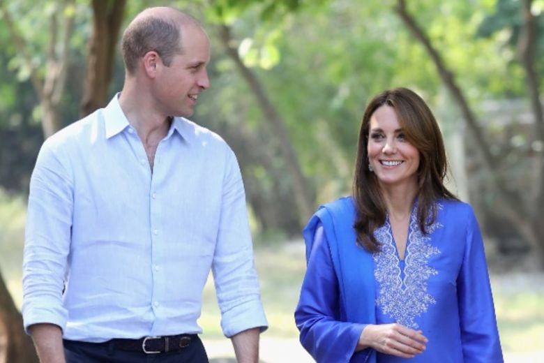 Ecco perché Kate e William non hanno portato i figli in Pakistan con loro