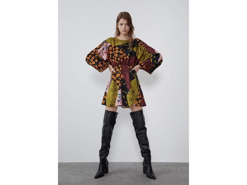 zara-patchwork-dress