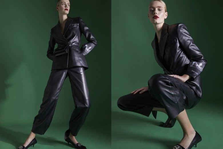 Tech Glam: l'ultimo look firmato TheDoubleF è ispirato a Matrix