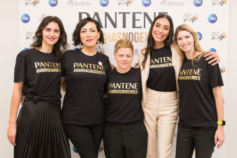 #HairHasNoGender di Pantene: dai capelli parte la battaglia per l'inclusività