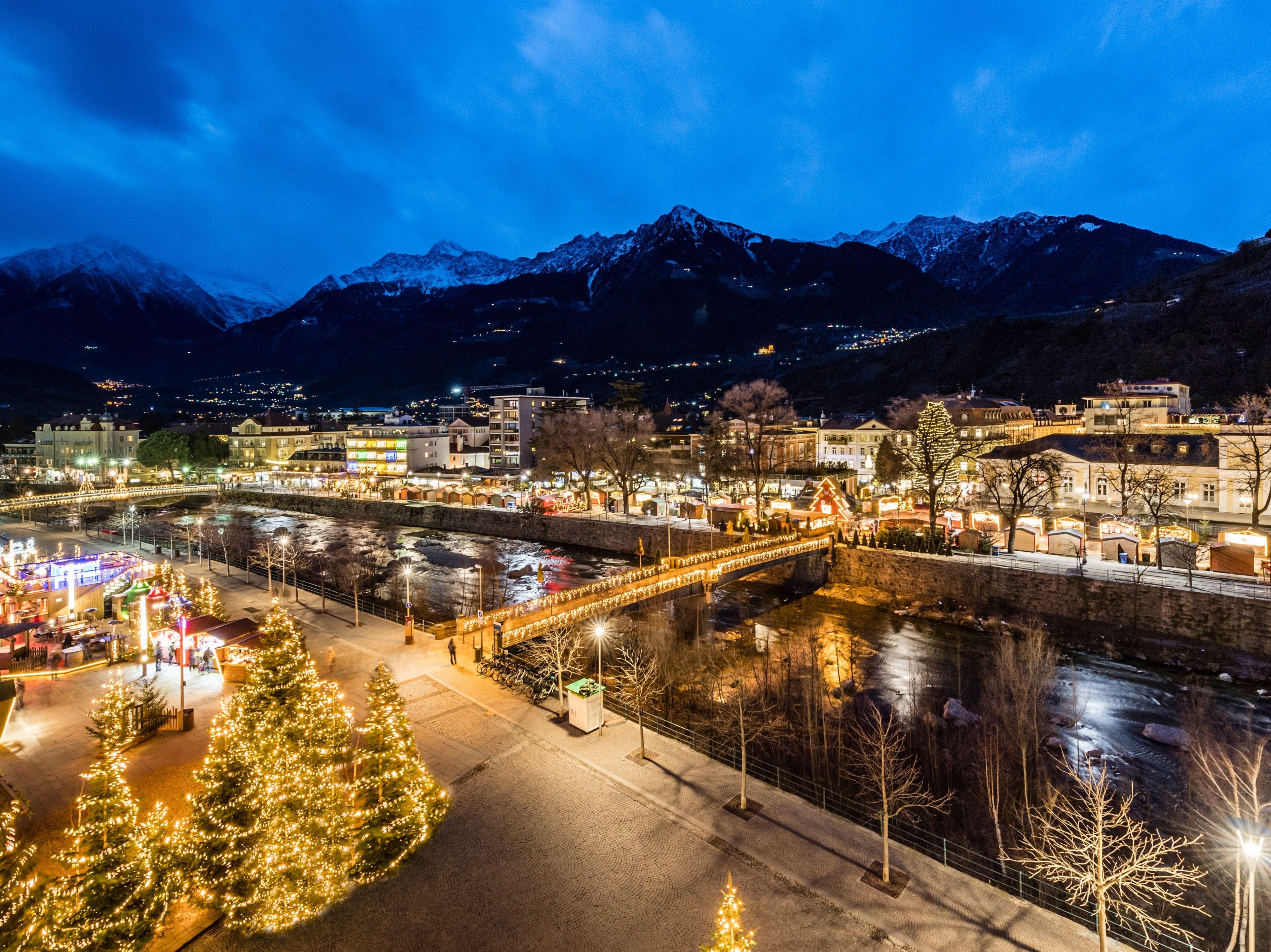 Trentino Alto Adige Artigianato i mercatini di natale più belli d'italia e d'europa (con le